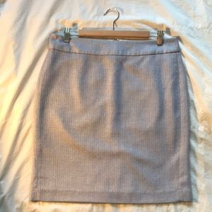 Banana Republic straight skirt